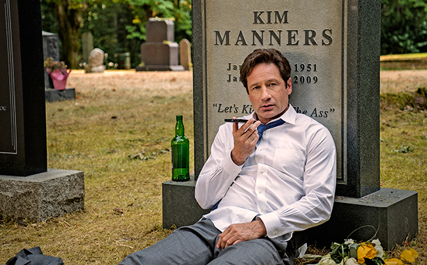 """Monster!: Were-Monster that is. X-Files Episode 3, """"Mulder and Scully Meet the Were-Monster"""""""