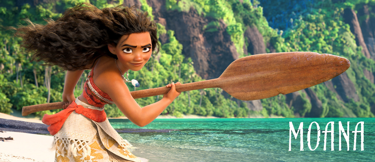 Disney is Paying Attention with Moana